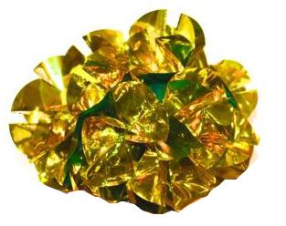 くす玉:ゴールド(小サイズ)