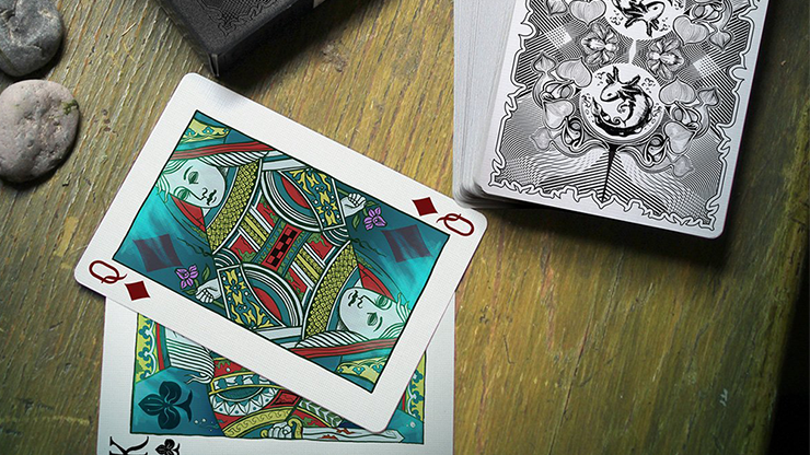 アホロートルデック / Axolotl Playing Cards by Enigma Cards