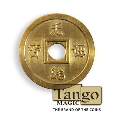チャイニーズコイン(ブラス)Tango