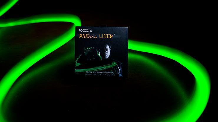プリズマライト(緑)/Rocco's Prisma Lites Pair (Green)※