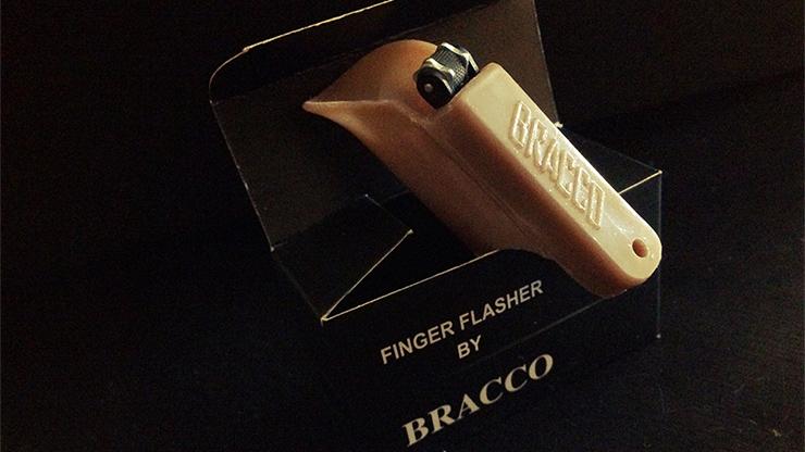 新型フィンガー・フラッシャー(肌色)/Finger Flasher (Natural) by Jeremy Bracco