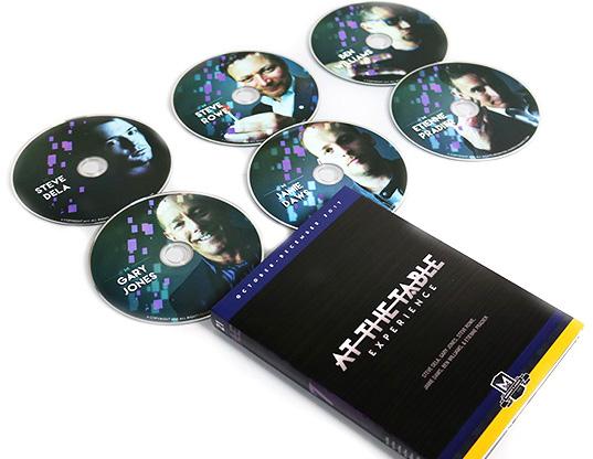 【特価】アット・ザ・テーブル・ライブレクチャーDVD Vol.21 / At The Table Live Lecture October-November-December 2017 (6 DVD Set)