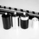 トリプル・カラーチェンジング・ケーン(黒・銀・黒銀セット) / Triple Color Changing Cane (3 Combos) ※