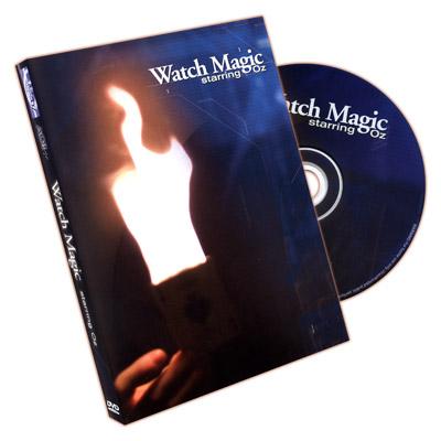 【特価】ウォッチマジックDVD / Watch Magic by Oz Pearlman - DVD
