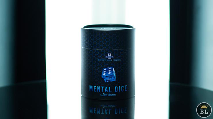 メンタルダイス / MENTAL DICE (With Online Instruction) by Tony Anverdi ※