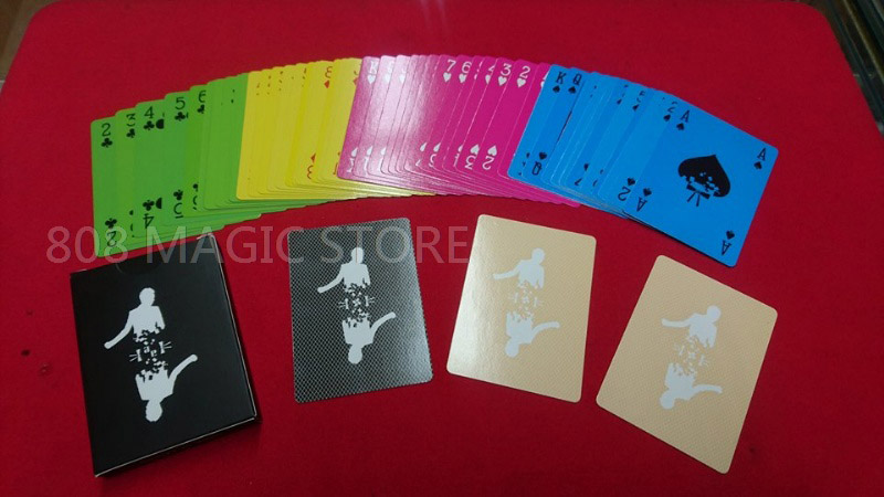 マニュピレーションカード:アンソン・リー(レインボー)/Manipulation Cards by Anson Lee