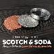 スコッチ&ソーダ:モルガン&ビクトリアコイン/Scotch & Soda (Morgan Dollar and Queen Victoria Ancient Coin)