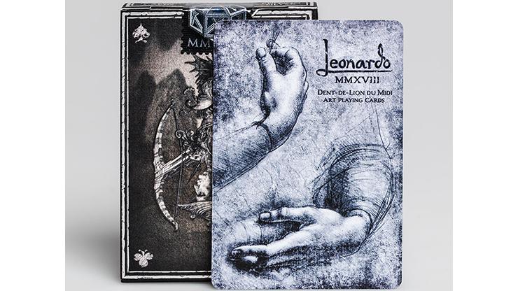レオナルド2018: シルバーエディション / Leonardo MMXVIII Silver Edition by Art Playing Cards
