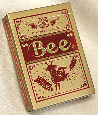 BEE:シープ・デック/Bee Year of the Sheep Deck (Star Casino) Playing Cards