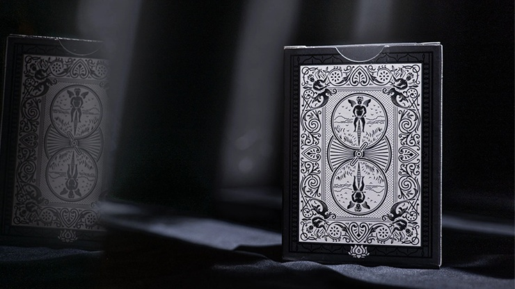 レガシーV2デック(ブラックタイガー) / Black Tiger Legacy V2 Playing Cards