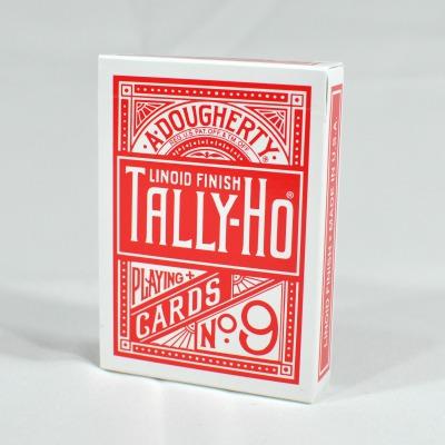 【特価】タリホー「赤」 ファンバック(Tally-ho)