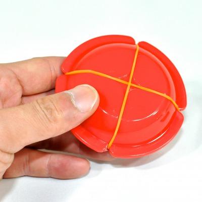 コインの瞬間移動(Triple Case in Coin-Tricks)