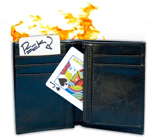 カップスファイヤーワレット(KAPS on Fire Wallet)