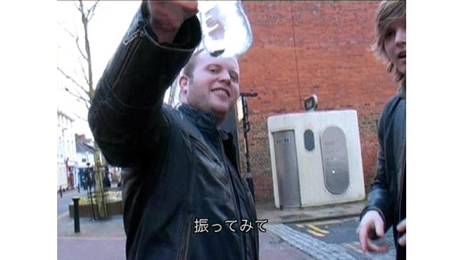 シールド・イン(SEALED IN)日本語字幕DVD