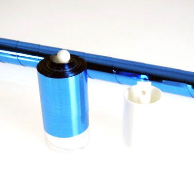 バニシングケーン(プラスチック)メタリック:青※