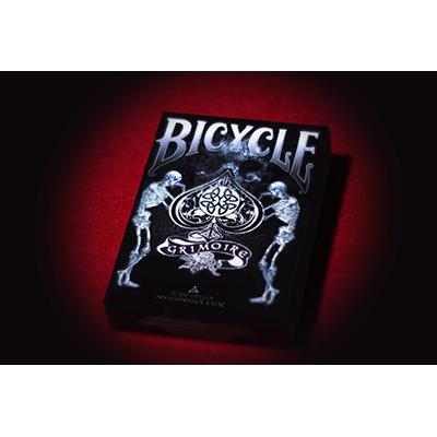 グリモア・デック(バイシクル)/Grimoire Bicycle Deck  by US Playing Card