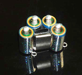 アピケンホルダー:マグネット式 / Magnetic Appearing Cane Holder