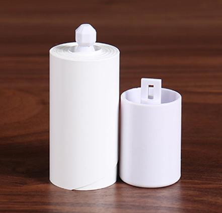 【高品質】バニシングケーン(プラスチック) 白 ※