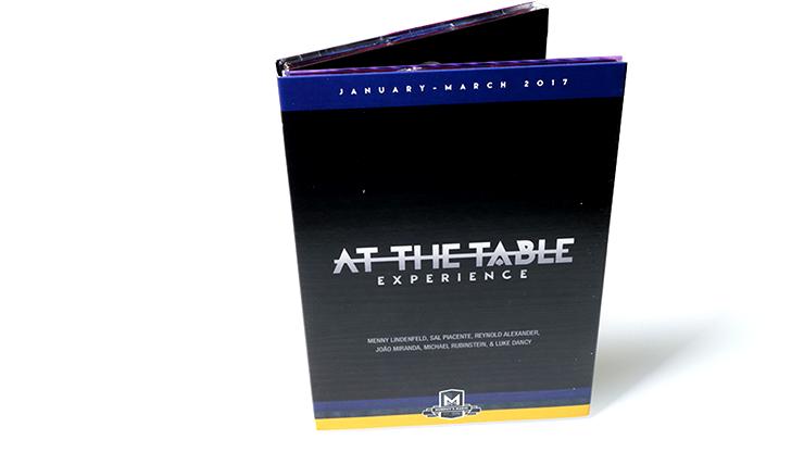 【特価】アット・ザ・テーブル・ライブレクチャーDVD Vol.18(2017年1〜3月) / At The Table Live Lecture January-February-March 2017 (6 DVD Set)