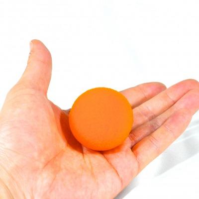 スーパーソフト・スポンジボール(オレンジ)40�レギュラーサイズ4個セット