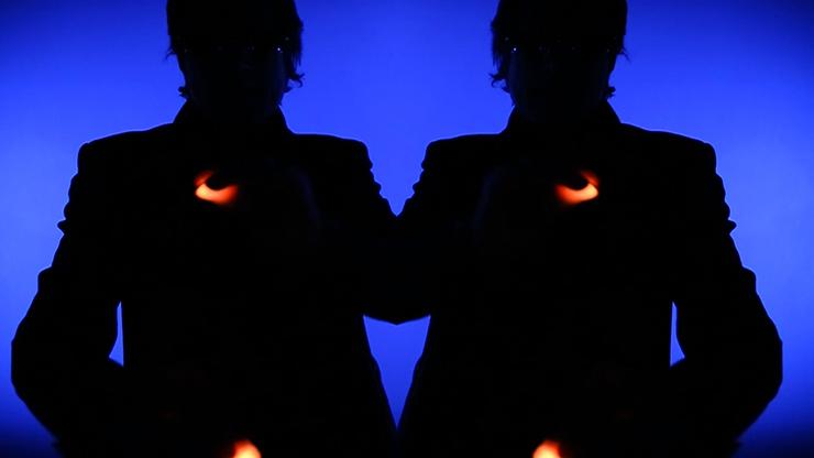 プリズマライト(赤)/Rocco's Prisma Lites Pair (Red)※