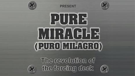【特価】ピュア・ミラクル赤 / Pure Miracle ※