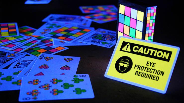 【限定デック】クービックV2デック / Limited Edition Kubik V2 Playing Cards