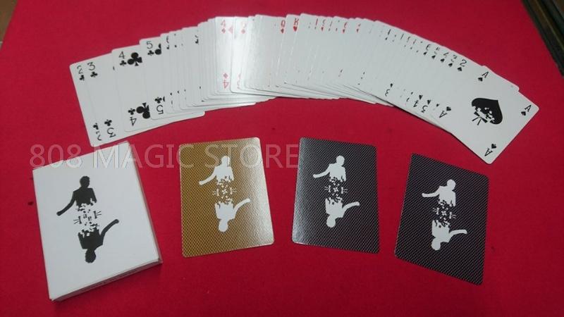 マニュピレーションカード:アンソン・リー(レギュラー)/Manipulation Cards by Anson Lee