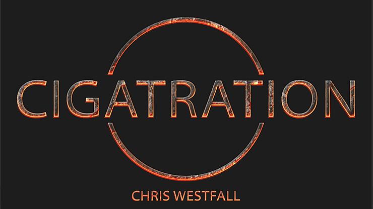 【特価】シガトレーション / Cigatration (Gimmick and DVD) by Chris Westfall