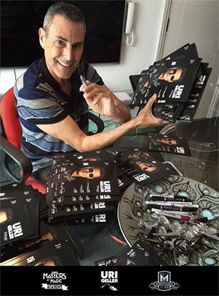 【特別価格】ユリゲラー・トリロジー/Uri Geller Trilogy (Signed Box Set)  by Uri Geller and Masters of Magic