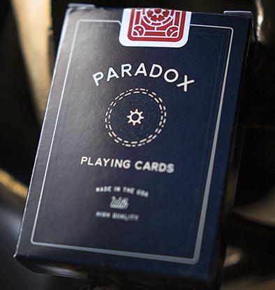 【特価】パラドックス・デック / Paradox Playing Cards
