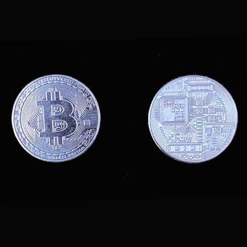 ビットコイン:シルバー / Bitcoin