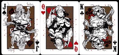 ダーク・デコ・デック/Dark Deco Deck by US Playing Card