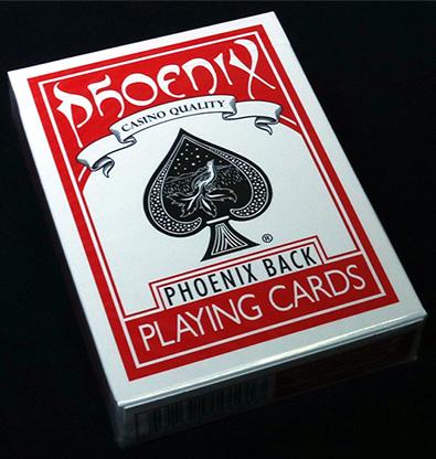 フェニックス・デック(赤)/Phoenix Deck (Red)  by Card-Shark