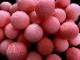 【激安30個セット】スポンジボール:ピンク(中サイズ35mm)