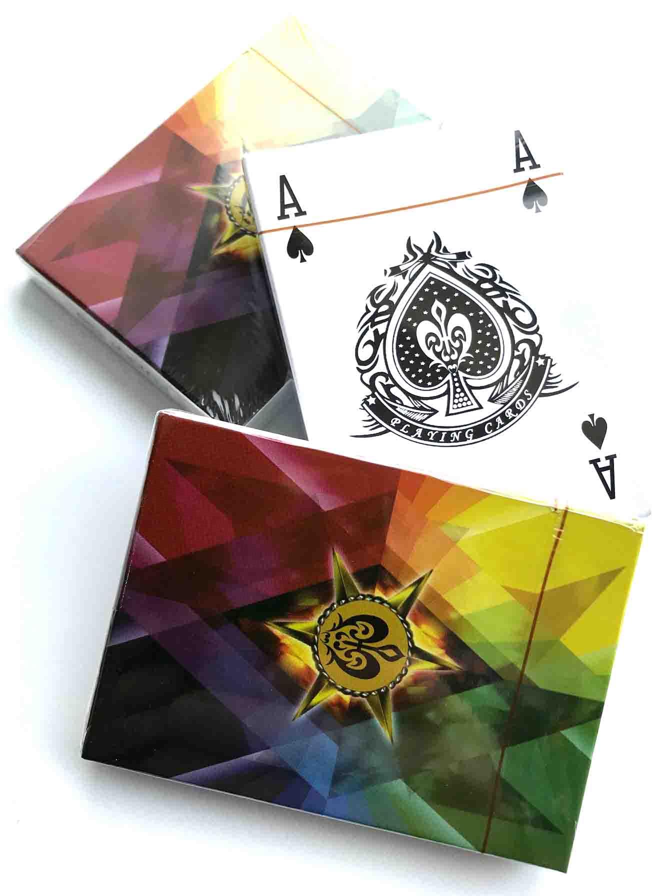 マニュピレーション・カード/Fanning and Manipulation Cards