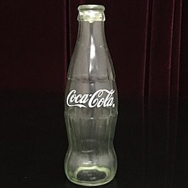 バニシングコーラボトル/Vanishing Coke Bottle - Empty※