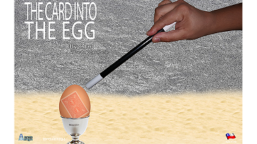 THE CARD INTO THE EGG/究極のカードinエッグ