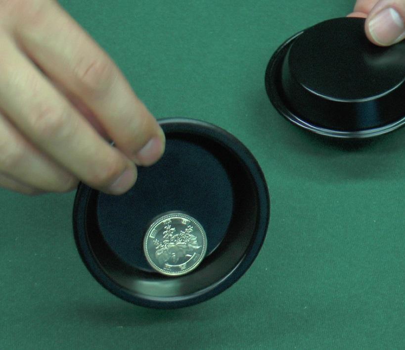 高品質・フライングコイン&ダイスセット