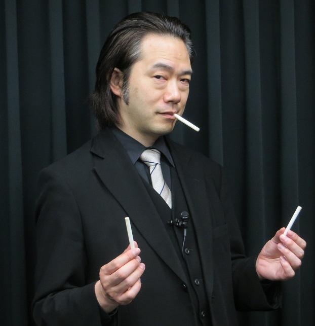 天海のミリオンシガレット by上口龍生