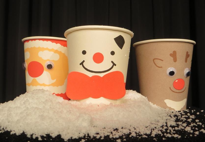 新・クリスマスカップ・ファンタジー