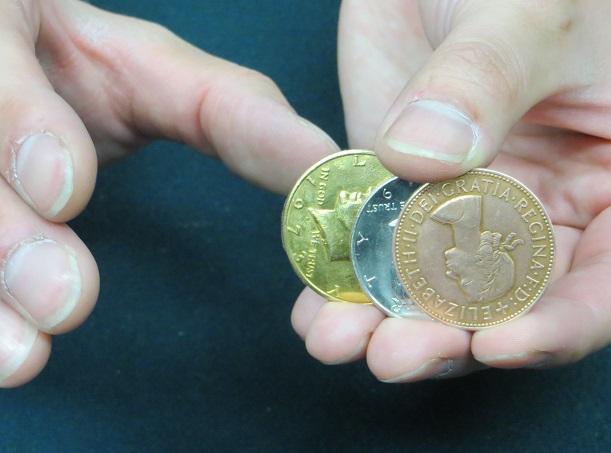 レガシーコイン