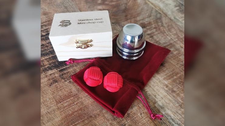 Stainless Steel Mini Chop Cup/ステンレス製・ミニチョップカップ