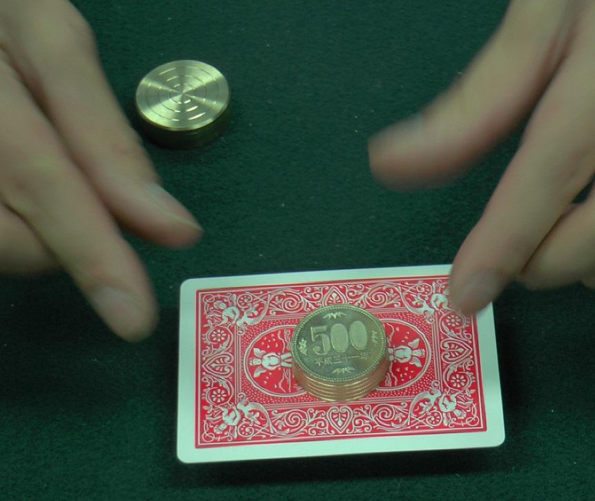 スーパーダイナミックコイン・500円バージョン