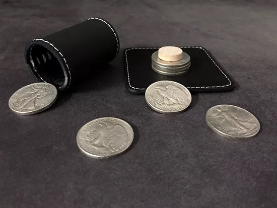 Cylinder and Coins/シリンダー&コイン