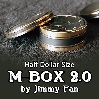 M-BOX 2.0/ハーフダラーサイズ