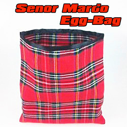 Senor Mardo Egg Bag