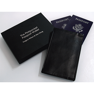 Pickpocket Passport/ピックポケットワレット