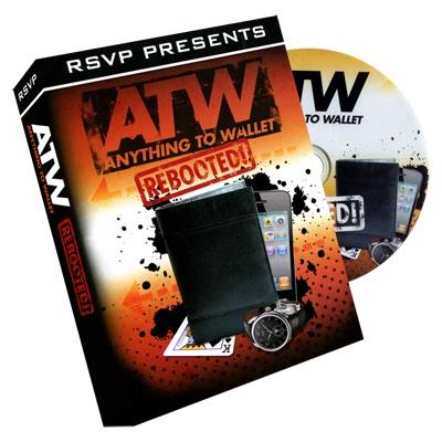 Instant ATW(ワレット+DVD)