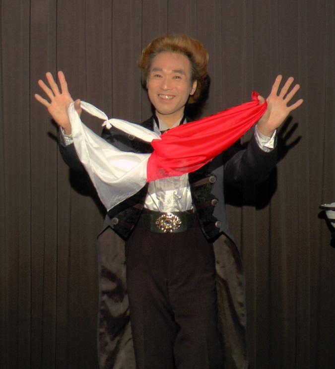 ステージマジック・徹底解説・シルク結び編・2 DVD